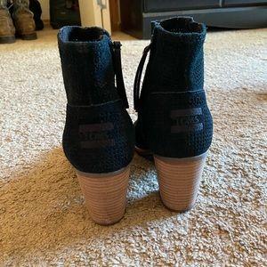 Toms booties